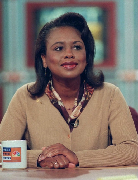 Anita Hill's legacy