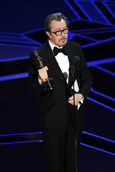 Powerful Oscar speeches 2018: Gary Oldman