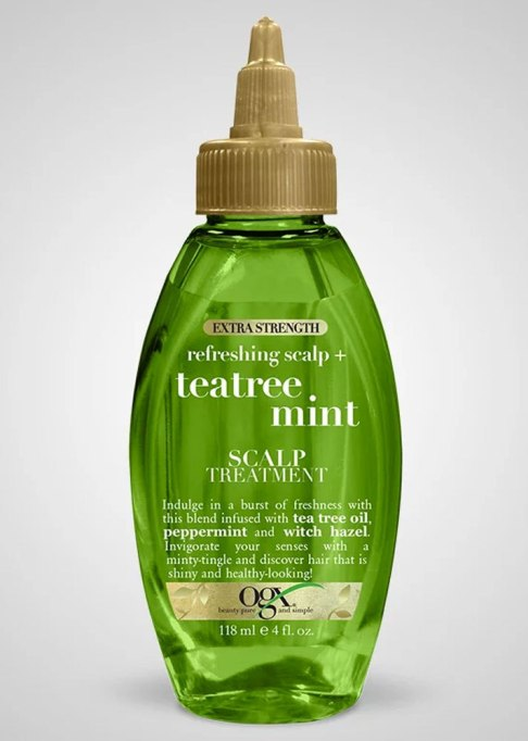 OGX Tea Tree Mint Extra Strength Scalp Treatment