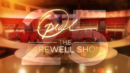 Oprah Winfrey's final show: 'I won't