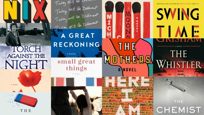 15 fall books you should check
