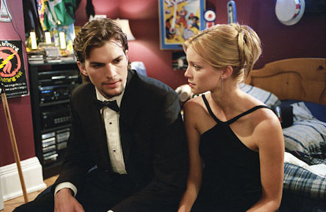 Ashton Kutcher stars in guilty pleasure movie The Butterfly Effect