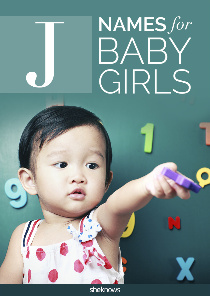 J baby names for girls