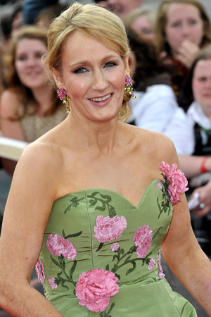 J.K. Rowling to release The Casual Vacancy