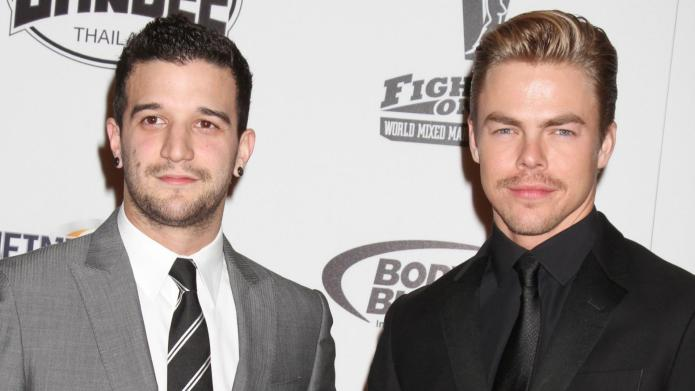 INTERVIEW: DWTS' Derek Hough, Mark Ballas