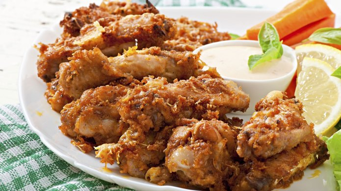 Fast Buffalo style chicken strips recipes