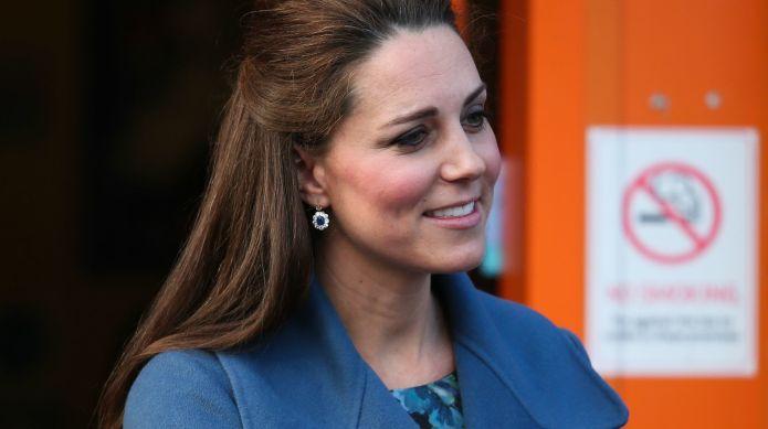 Kate Middleton allegedly gets a harsh