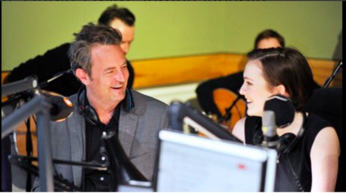 Matthew Perry makes confession about his