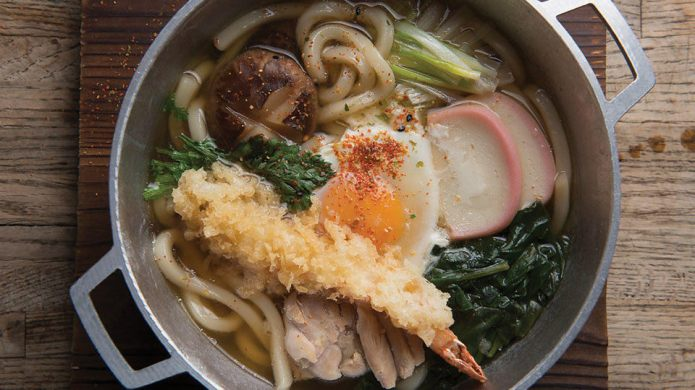 Japanese home cooking: Where clean eating