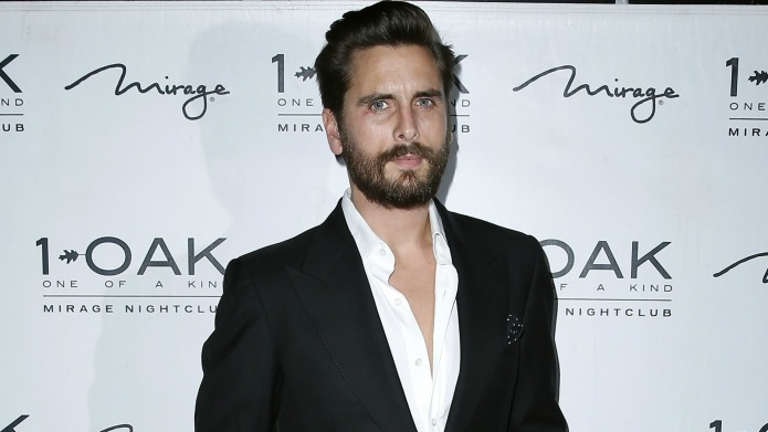 Scott Disick's finally done something to