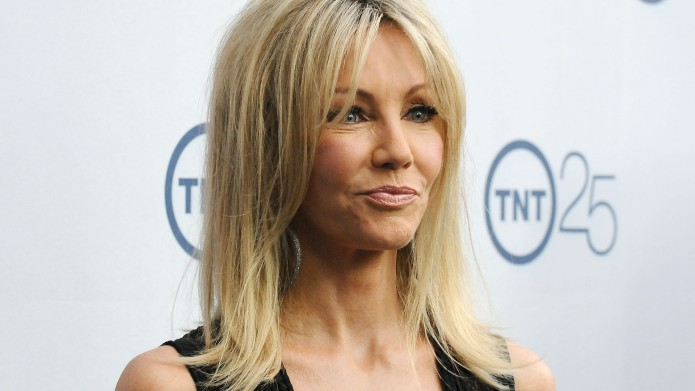 Heather Locklear attends TNT's 25th anniversary