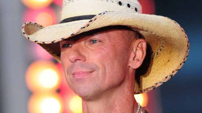 Kenny Chesney performs live on NBC's