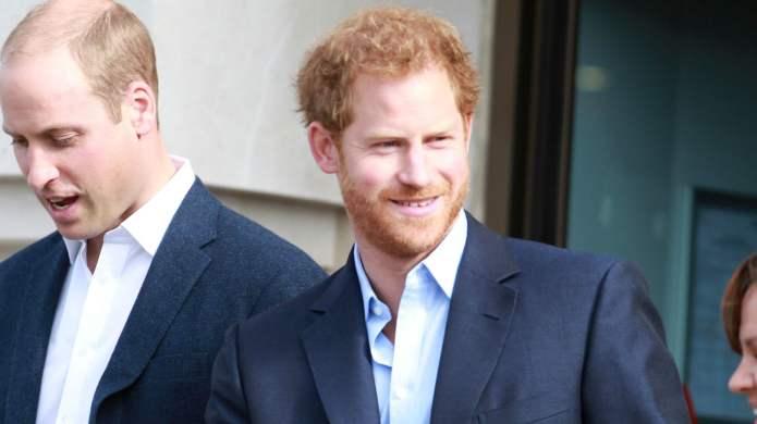Prince Harry & Meghan Markle took