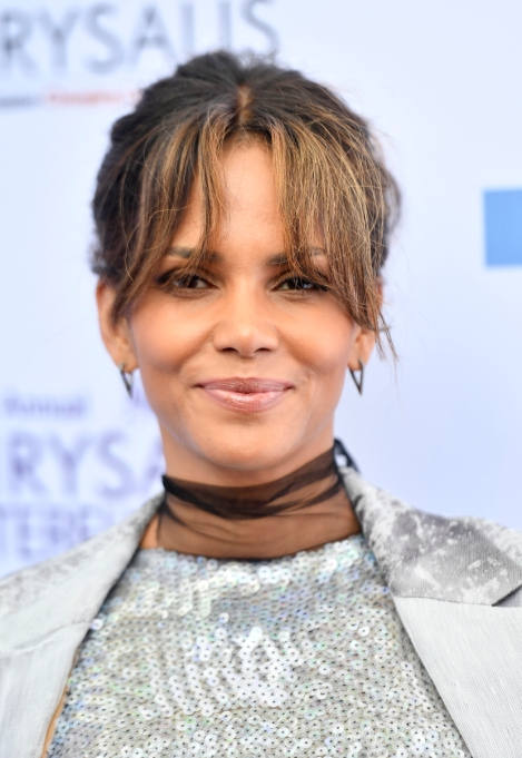 Celebrities Who are Honest About Aging: Halle Berry, 51 years old