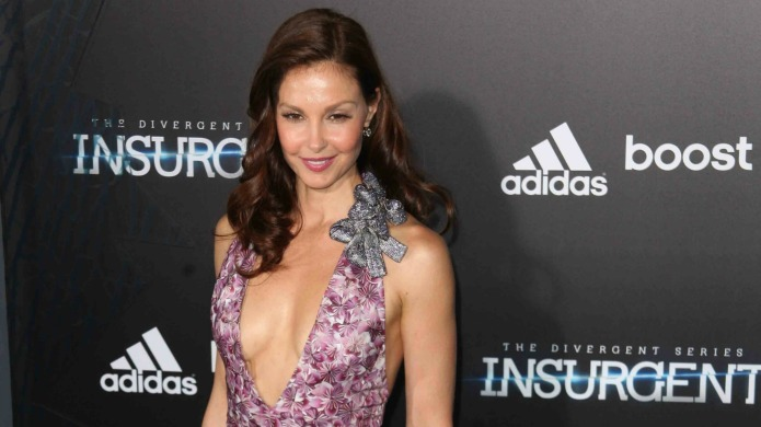 Ashley Judd fights back against gender