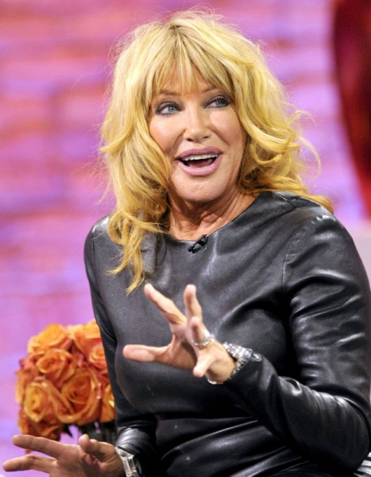 Suzanne Somers: 2011