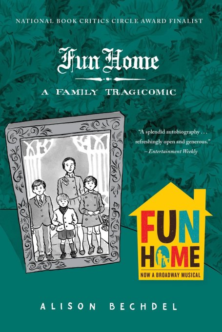 Powerful books about the female experience: 'Fun Home'
