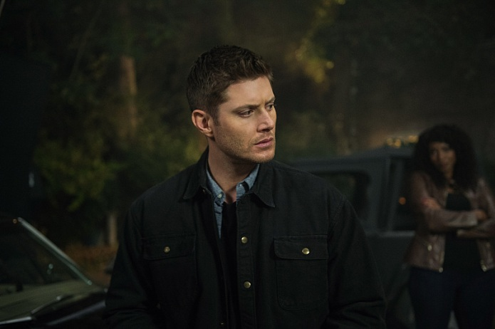 Supernatural's Dean making a deal with