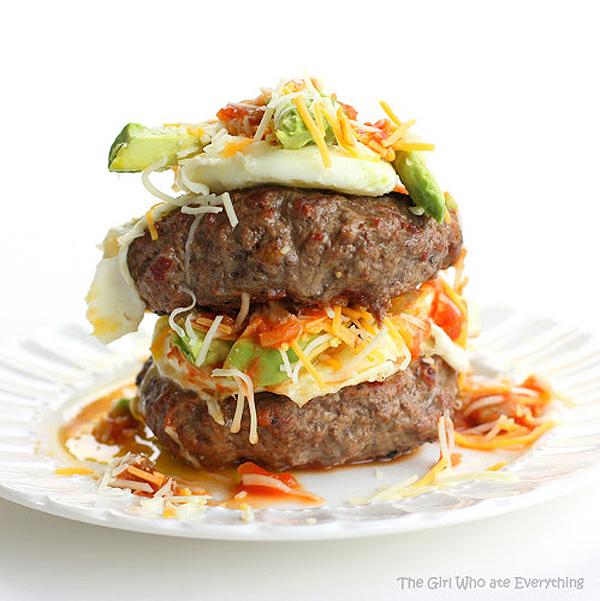 Hamburger bun alternatives