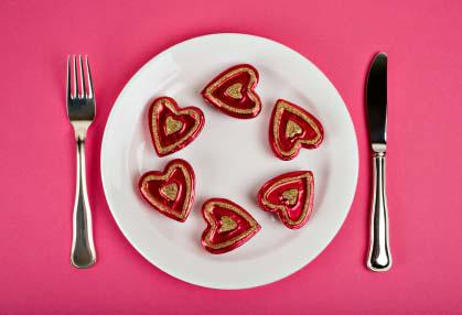 Why food matters on Valentine's Day