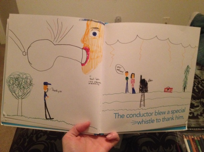 funny-kids-drawings-of-dads