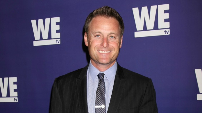 Chris Harrison follows in Regis' footsteps