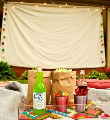 Everything you need for an outdoor