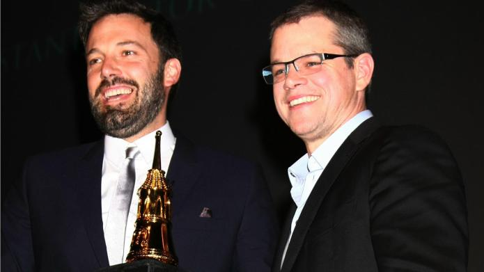 Matt Damon and Ben Affleck re-team