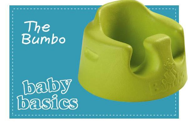 Baby basics: What is a Bumbo?