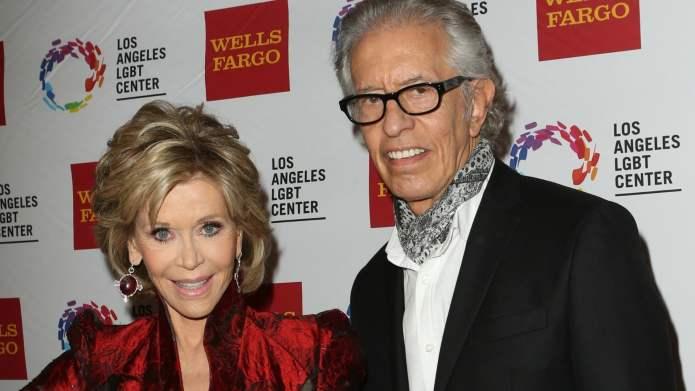 Jane Fonda splits from her longtime