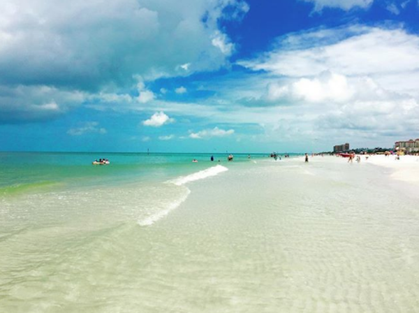 20 Best Beaches in the U.S. for Families: Clearwater Beach, Tampa, Florida