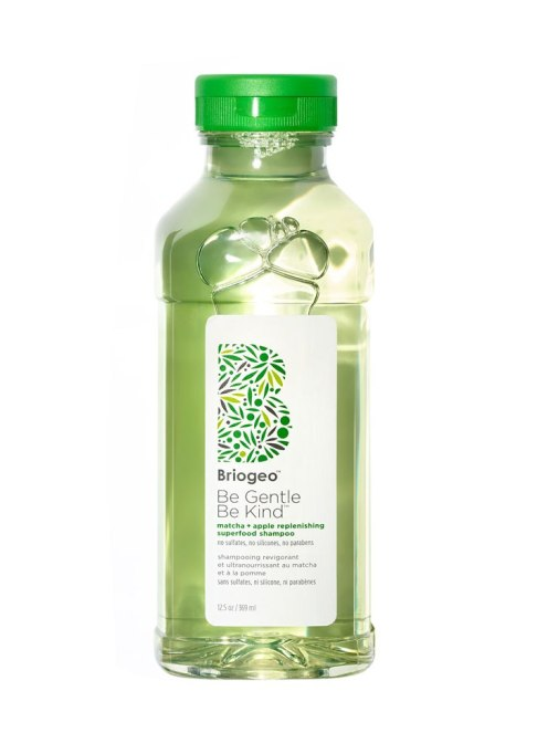 Briogeo Be Gentle Be Kind Matcha + Apple Replenishing Superfood Shampoo