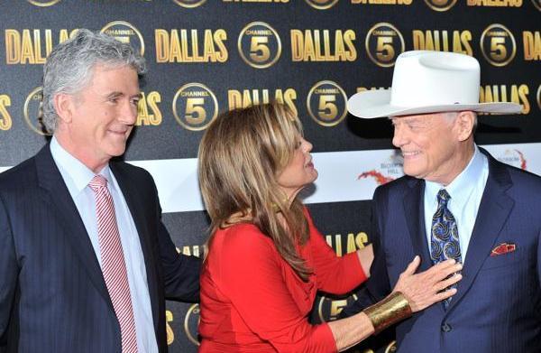 """Dallas plans """"proper sendoff"""" for Larry"""