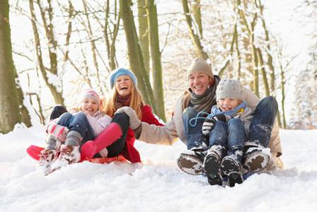 Plan a winter staycation