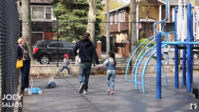 Child abduction 'prank' shows how easily