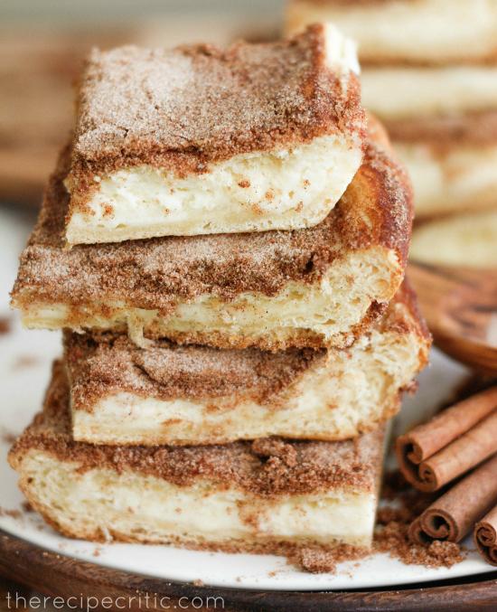 Churro cheesecake