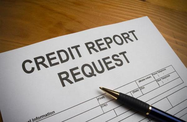 How to request a credit report