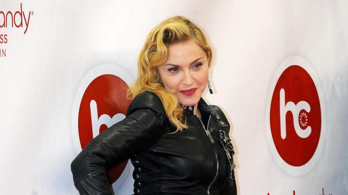 Madonna has a new 26-year-old boy