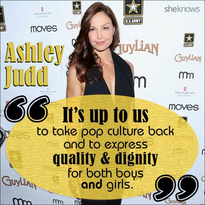 Ashley Judd quote