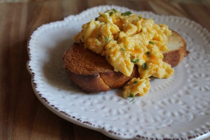 How Your Favorite Chefs Scramble Their Eggs: Ina Garten's eggs are inspired by the French