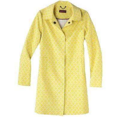 9 Spring coats to take your