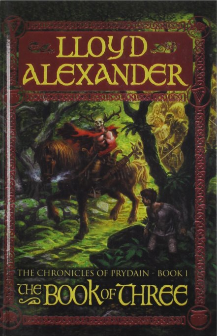 Fantasy, Mystery & Adventure Books for Tweens | 'The Book Of Three' by Lloyd Alexander