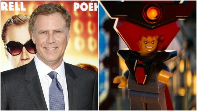 Animated Villains: Will Ferrell