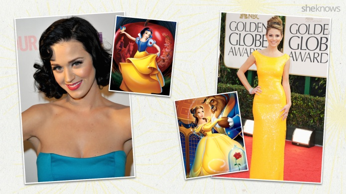 13 Times celebrities dressed like Disney