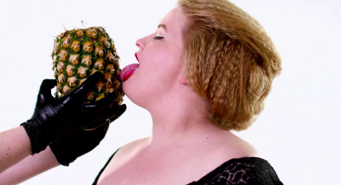 Lesbians and fruit