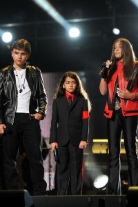 Jackson children