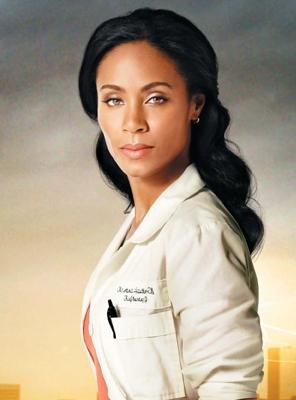 Jada Pinkett Smith is Hawthorne, RN