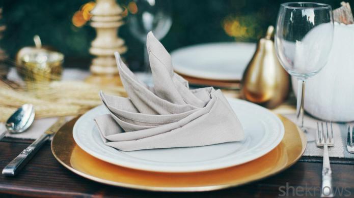 9 Creative napkin folds for every