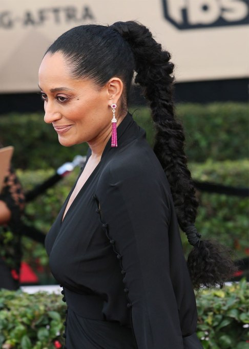 Best Celebrity Braids: Tracee Ellis Ross | Celeb Hair Inspo 2017