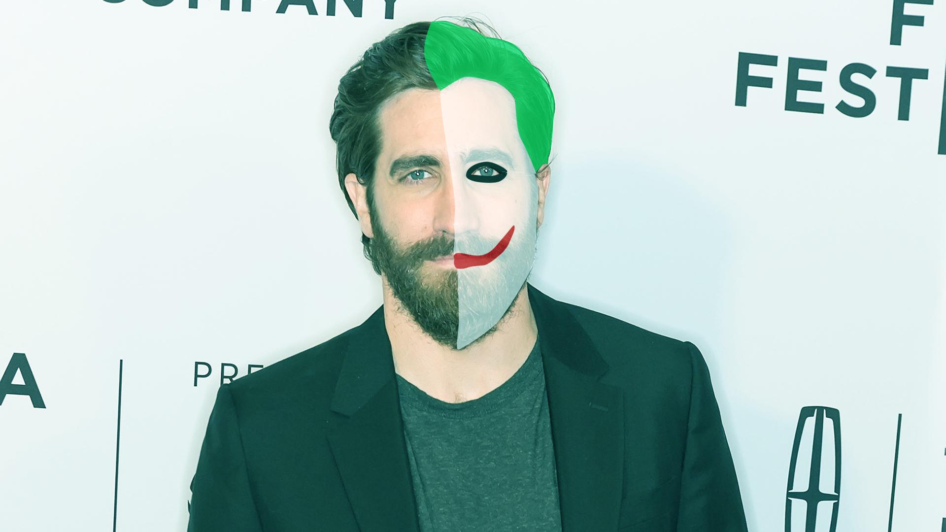 Jake Gyllenhaal Joker